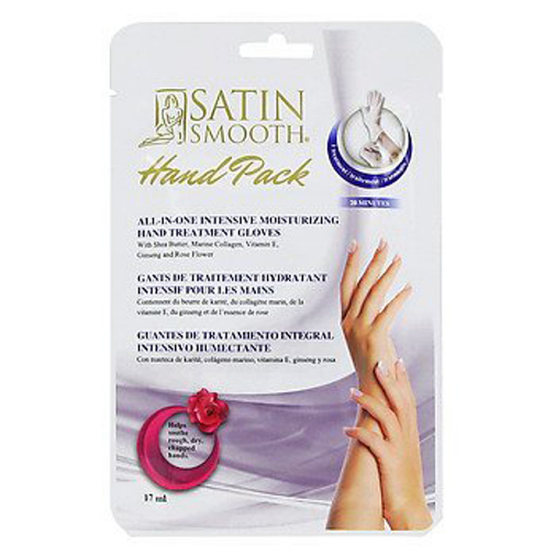 satin smooth hand pack 1pc # sshdpk