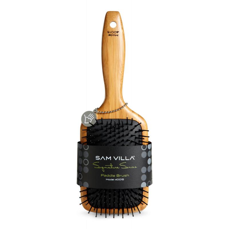 sam villa signature series paddle brush #40015