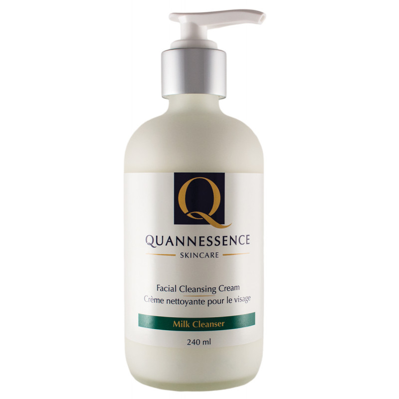 quannessence facial cleansing cream 240ml