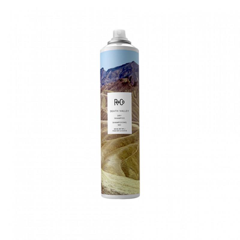 death valley dry shampoo ..