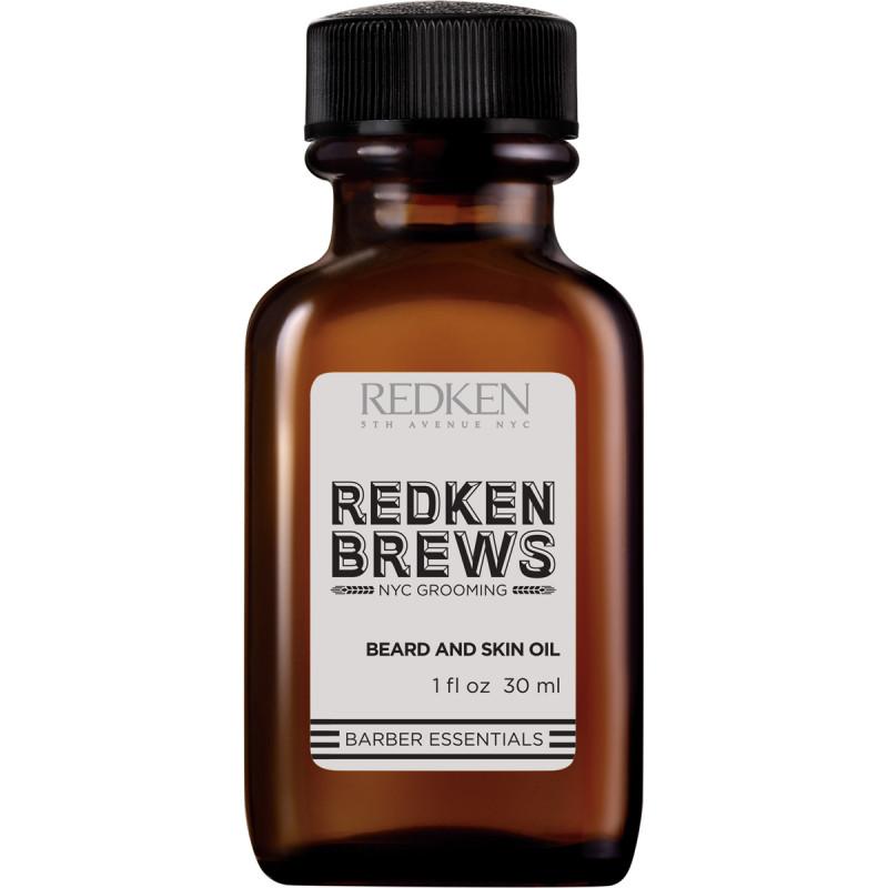 redken brews beard and sk..