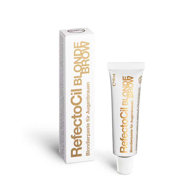 refectocil tint blonde brow 15ml
