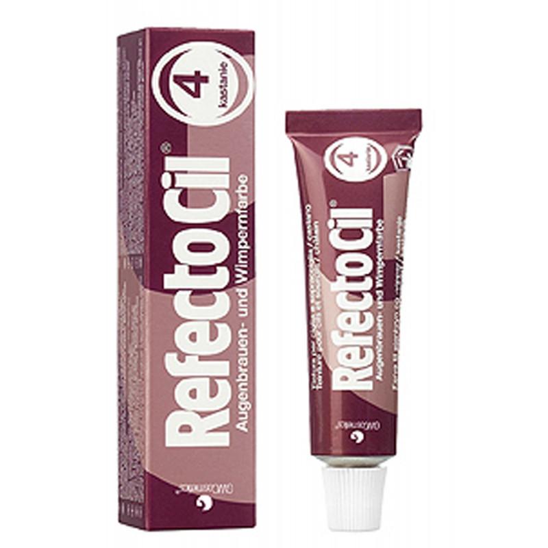 refectocil tint chestnut #4 15ml