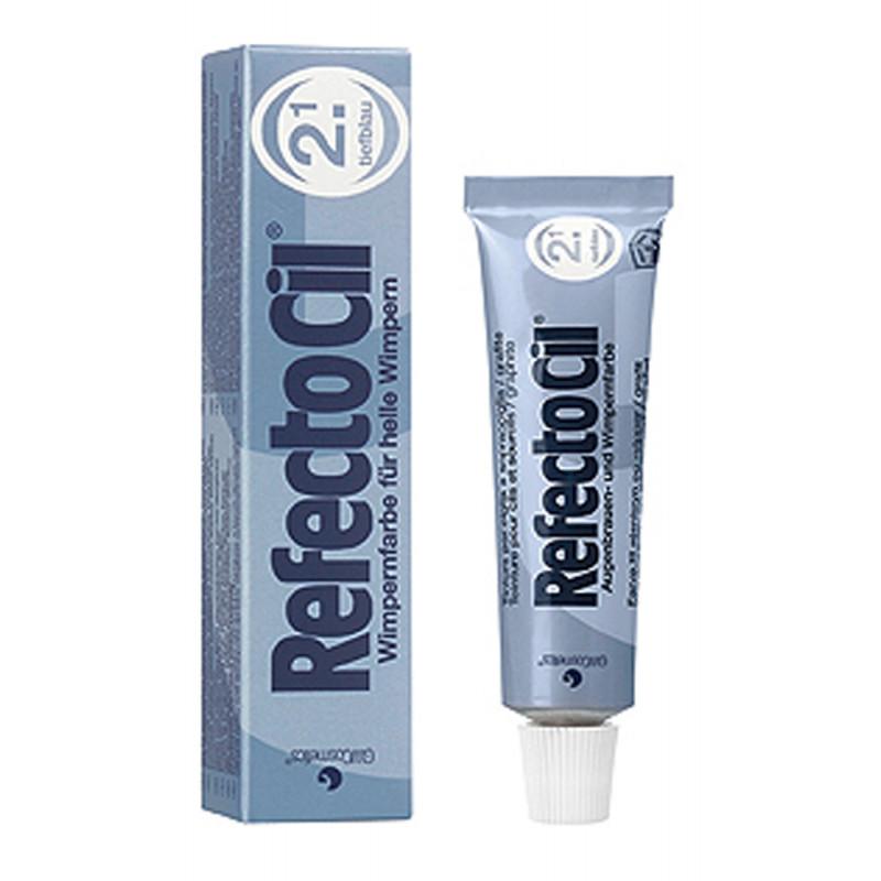 refectocil tint deep blue #2.1 15ml