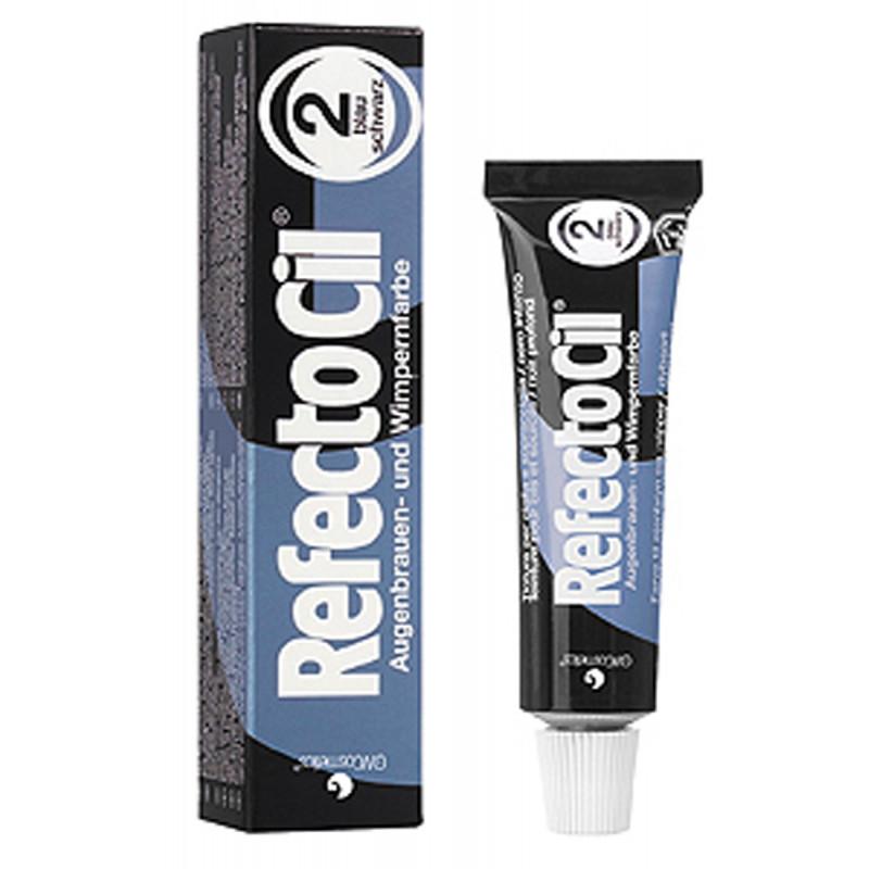 refectocil tint blue black #2 15ml