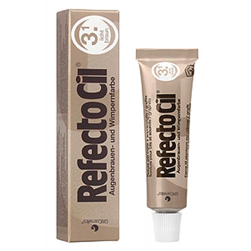 refectocil tint light brown #3.1 15ml