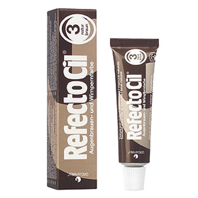 refectocil tint natural brown #3 15ml
