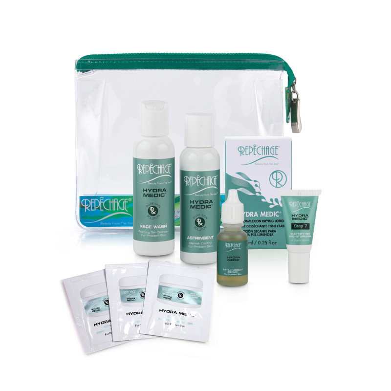 repechage hydra medic starter / travel collection