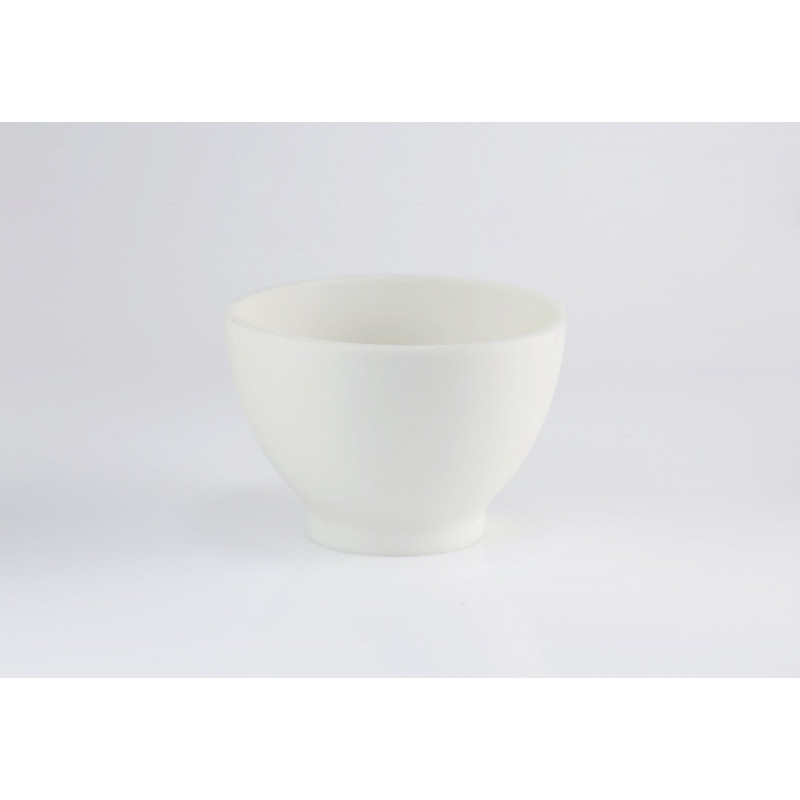 rubber mixing bowl..