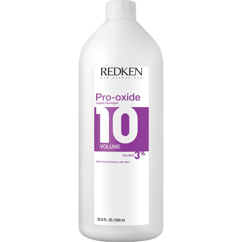 redken pro-oxide developer 10 volume litre