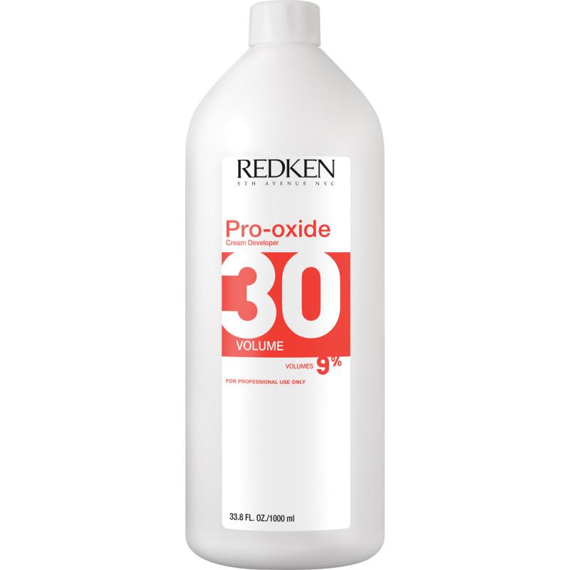 redken pro-oxide developer 30 volume litre