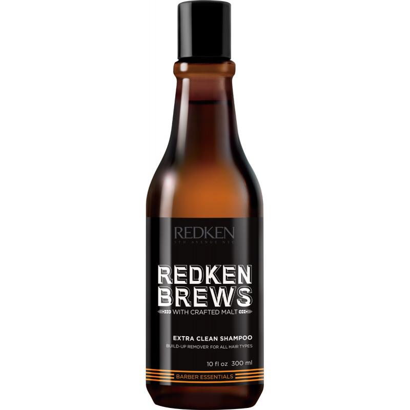 redken brews extra clean ..