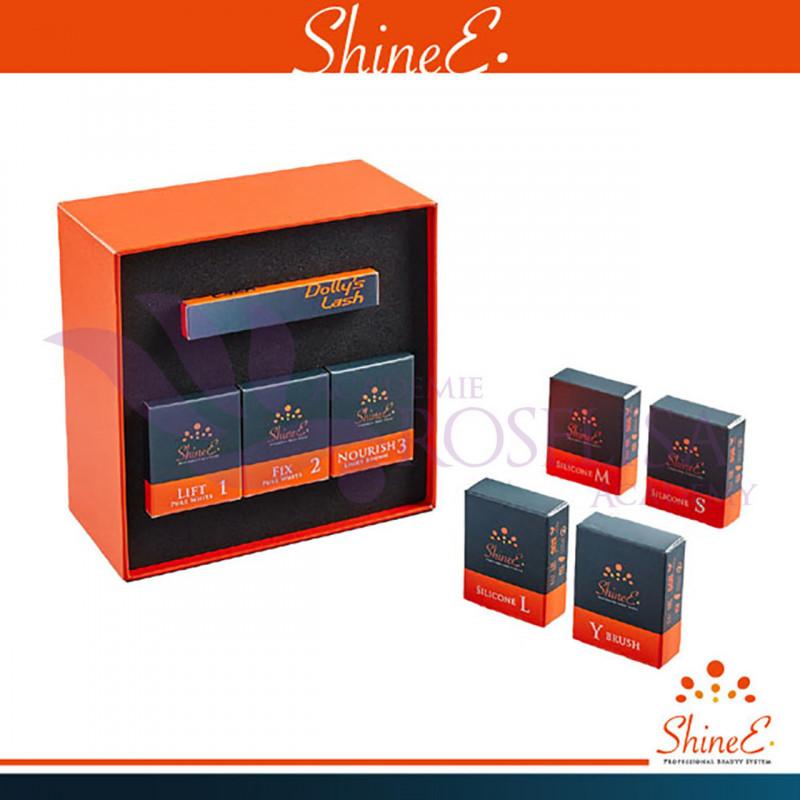 shinee lash lift kit, keratin lash lifting treatment (10-20 services)