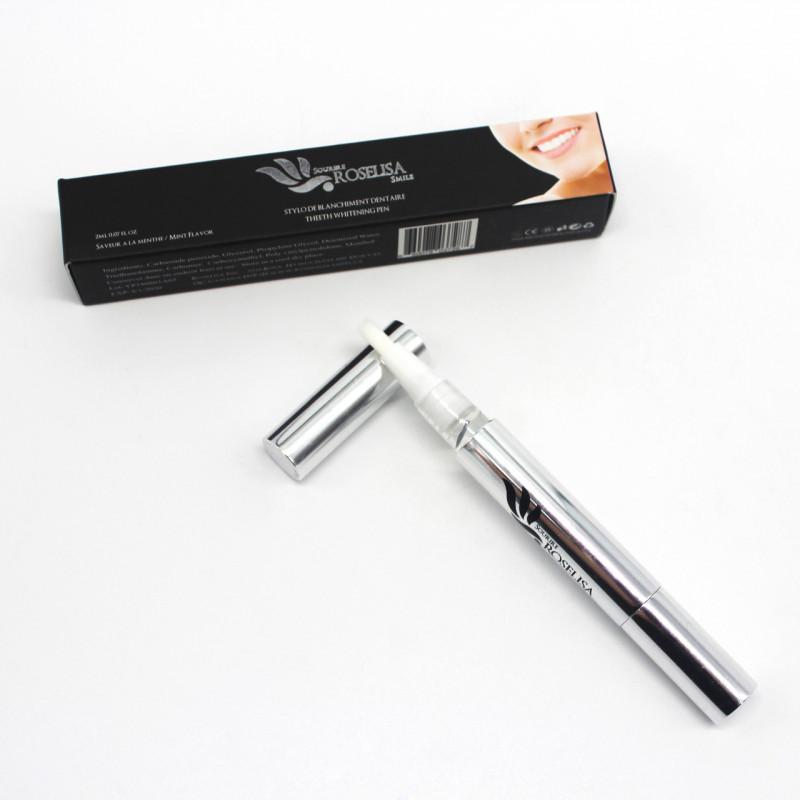roselisa smile elite teeth whitening pen 2ml
