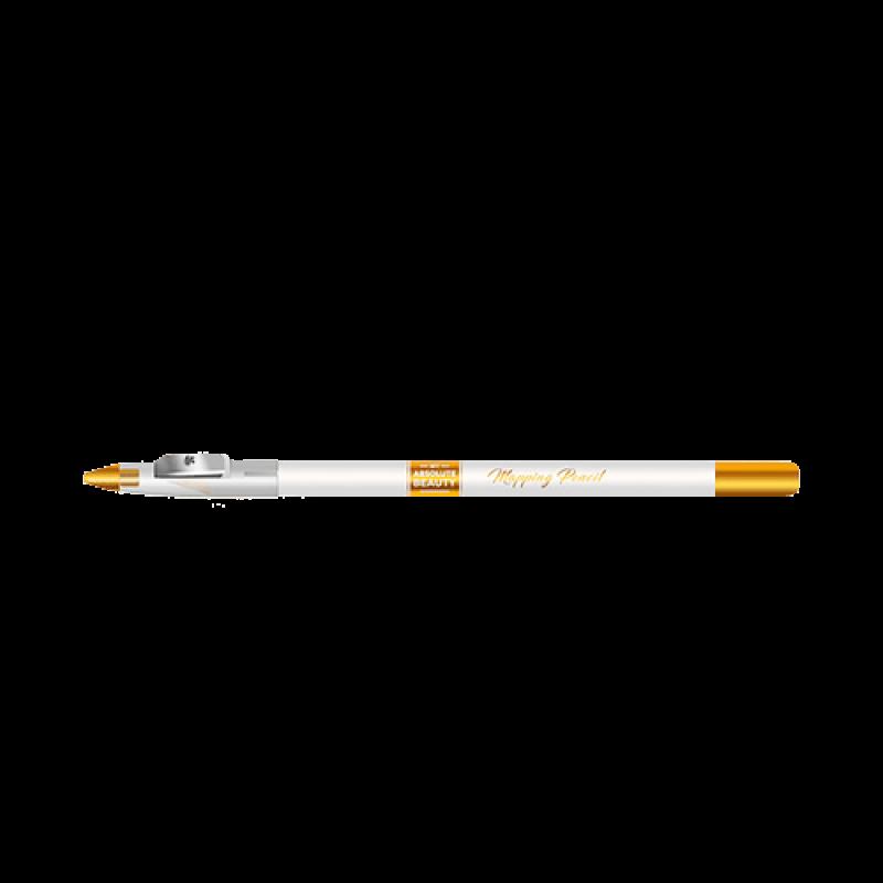 elleebana henna brow white pencil