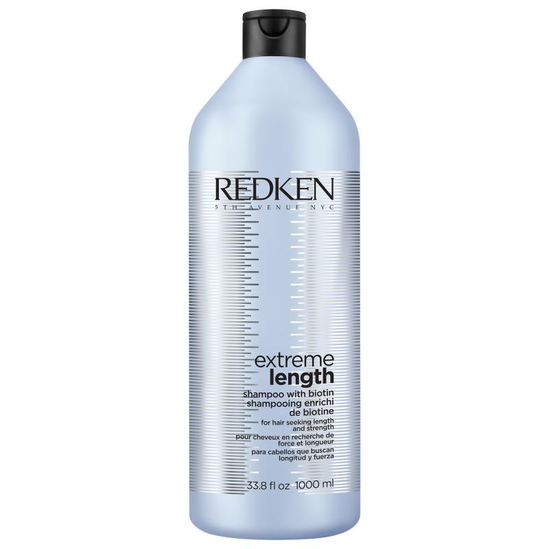 redken extreme length shampoo with biotin litre