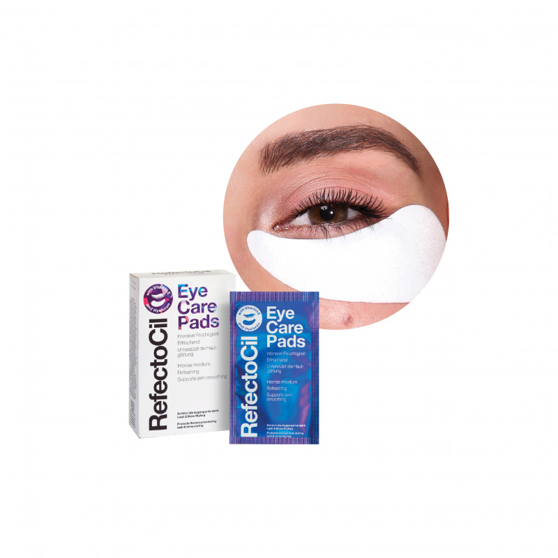 refectocil eye care pads 10 piece