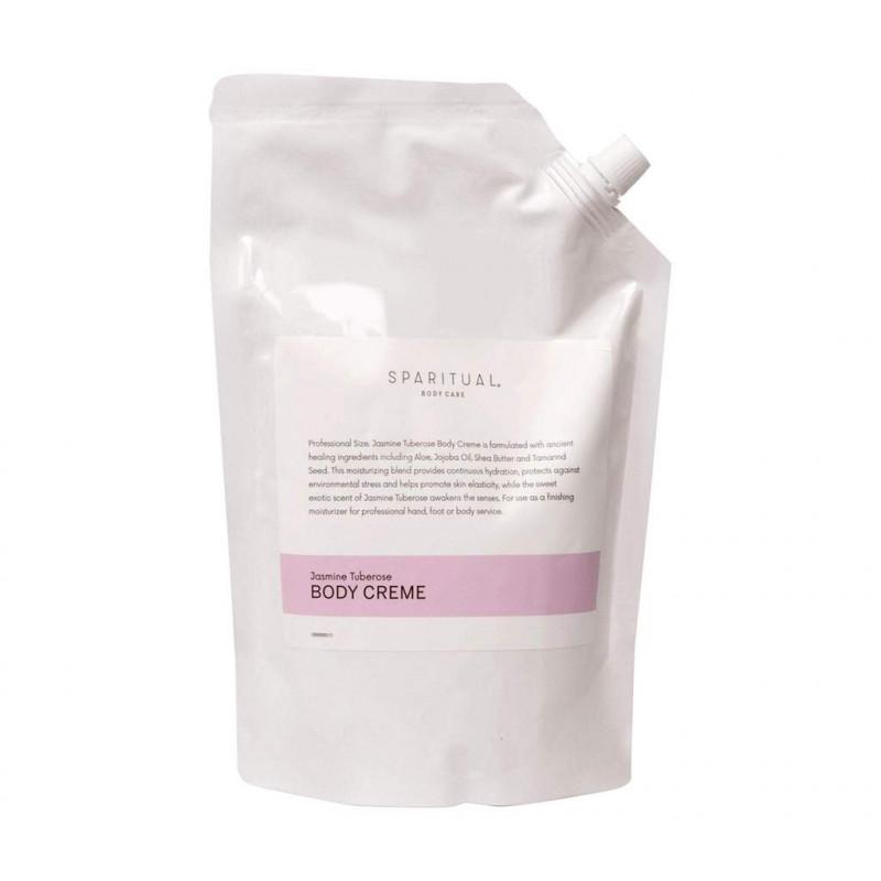 sparitual jasmine tuberose body crème 33.8oz