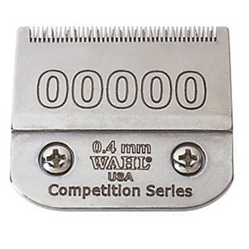 wahl 0.4mm detachable clipper blade #52201