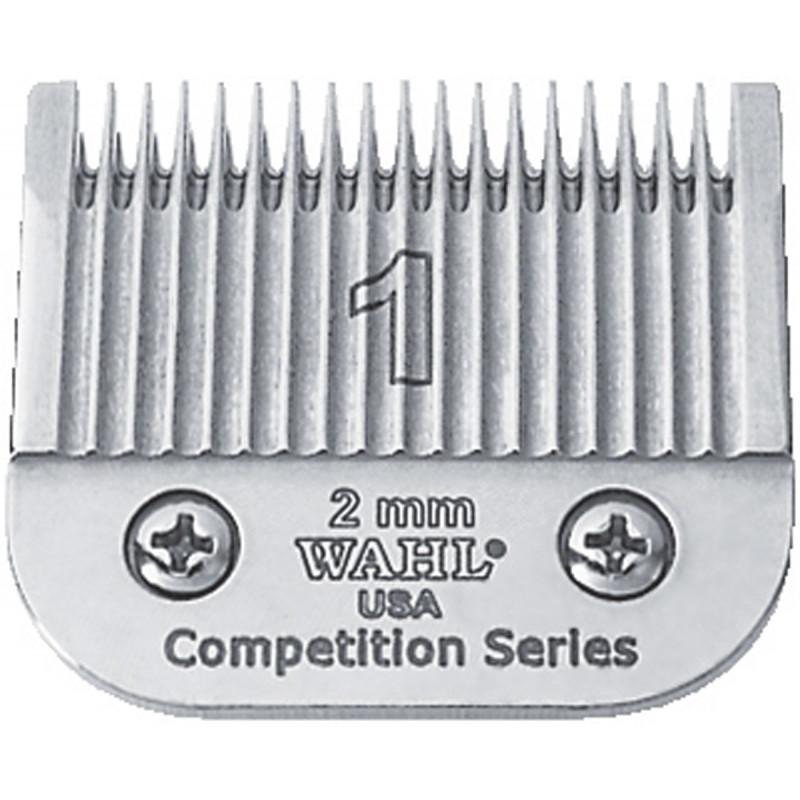 wahl 2.0mm detachable clipper blade #52207