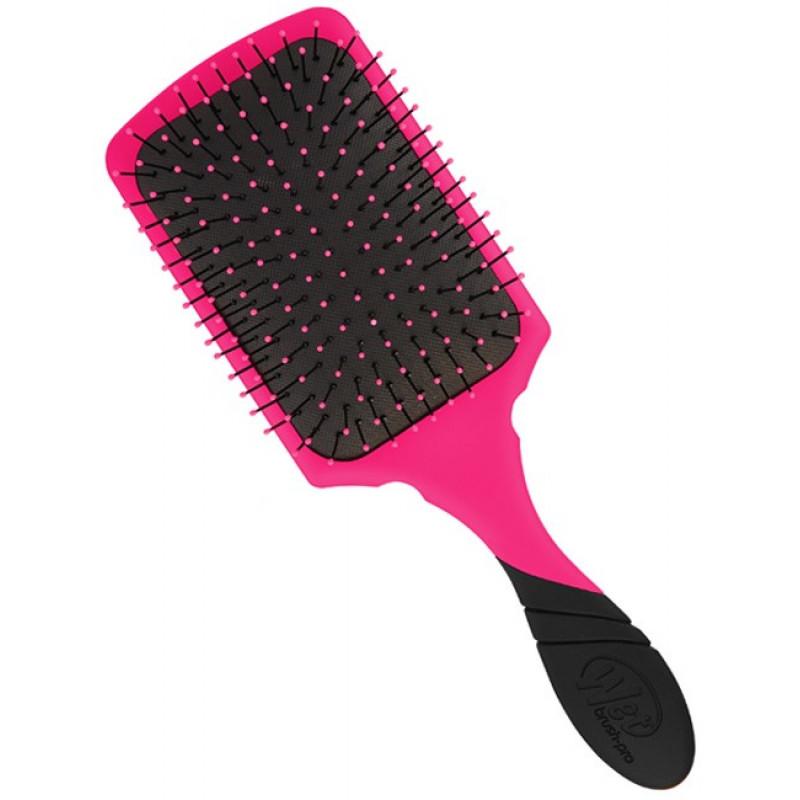 wetbrush pro paddle detangler pink