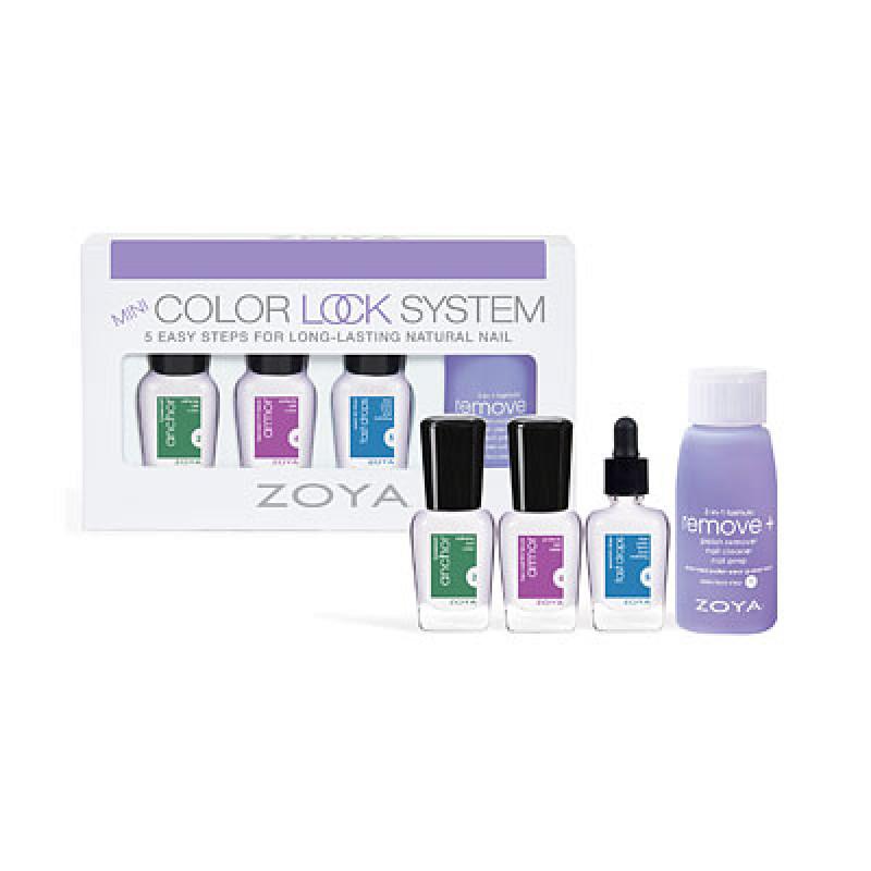 zoya mini color lock system 4pc