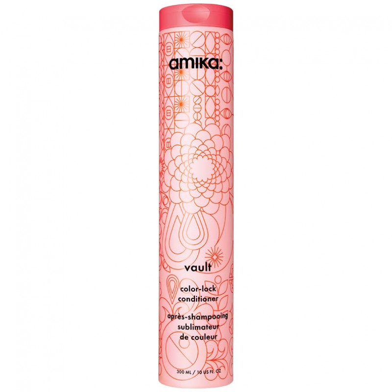 amika: vault color-lock shampoo 300ml/10.1oz
