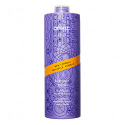 amika: bust your brass cool blonde repair shampoo 1000ml/33.8oz - reformulated