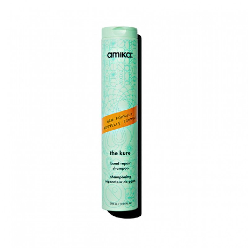 amika the kure bond repair shampoo 300ml/10.1oz