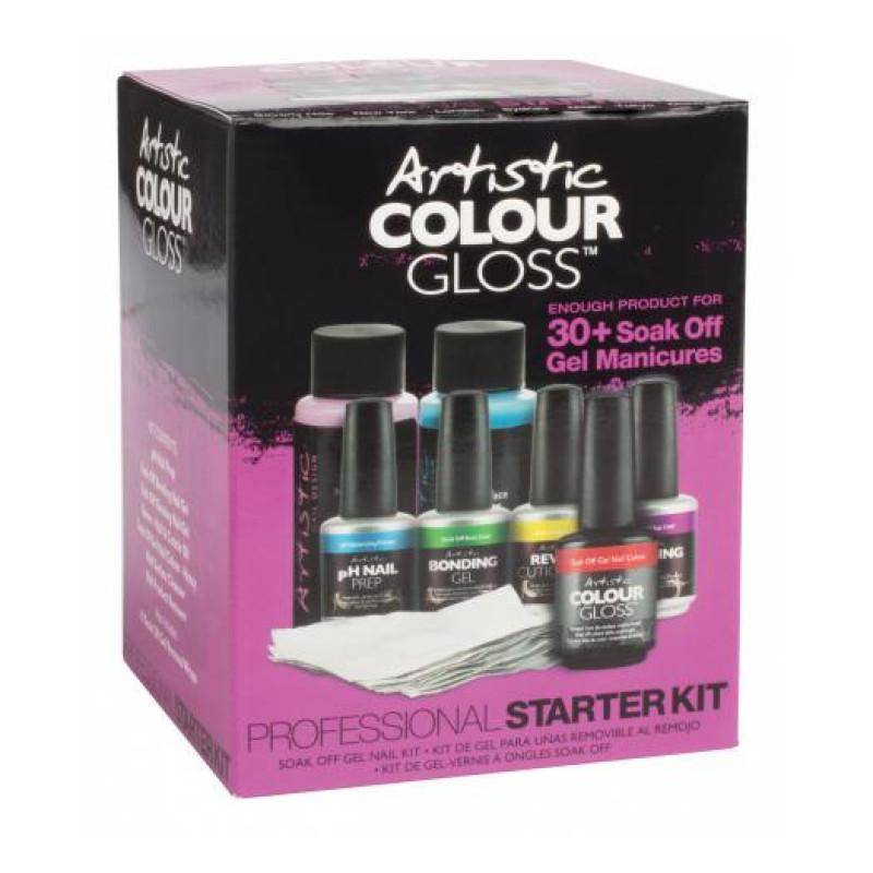 artistic colour gloss professional starter kit #2120420