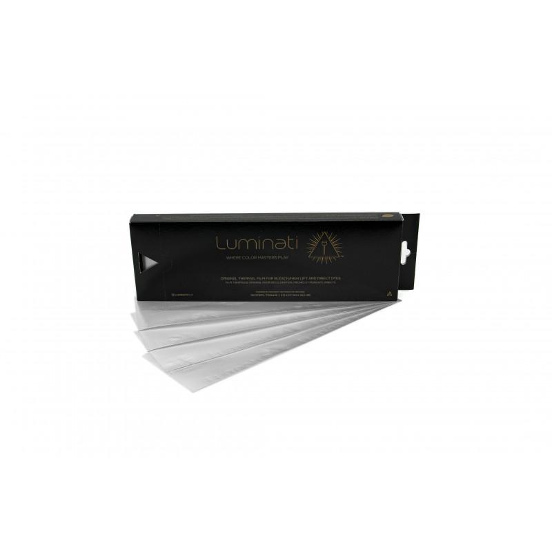 luminati thermal opaque highlighting strips 3 3/4x12 (silver) #lumiopaq12sl