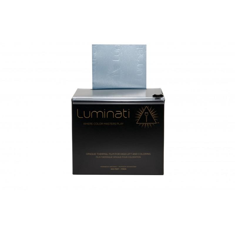 luminati thermal opaque highlighting rolls (blue) #lumiopaq300bl