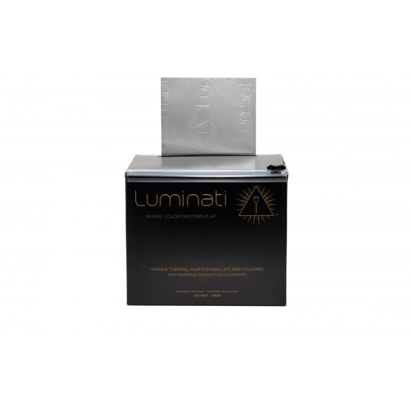 luminati thermal opaque highlighting rolls (silver) #lumiopaq300sl