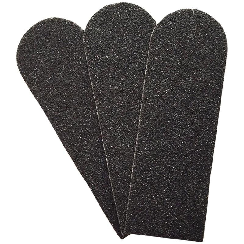 silkline self-adhesive filing pads 120 grit  #slssftpad120c 50pc