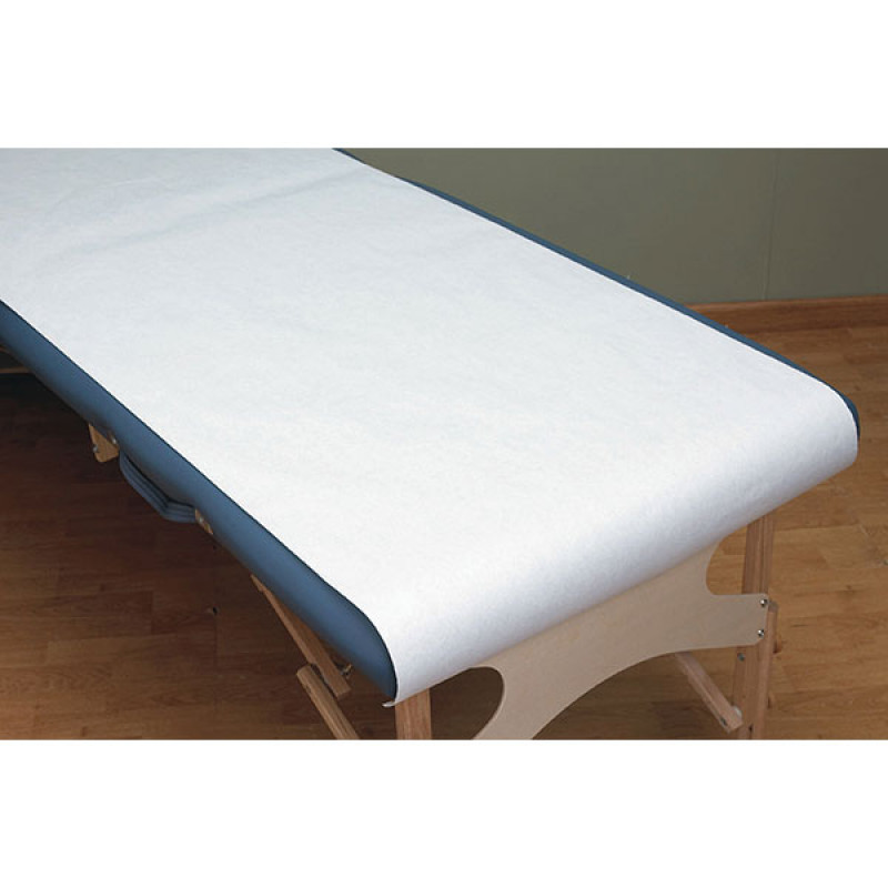 graham beauty extra-wide waxing table paper roll 21