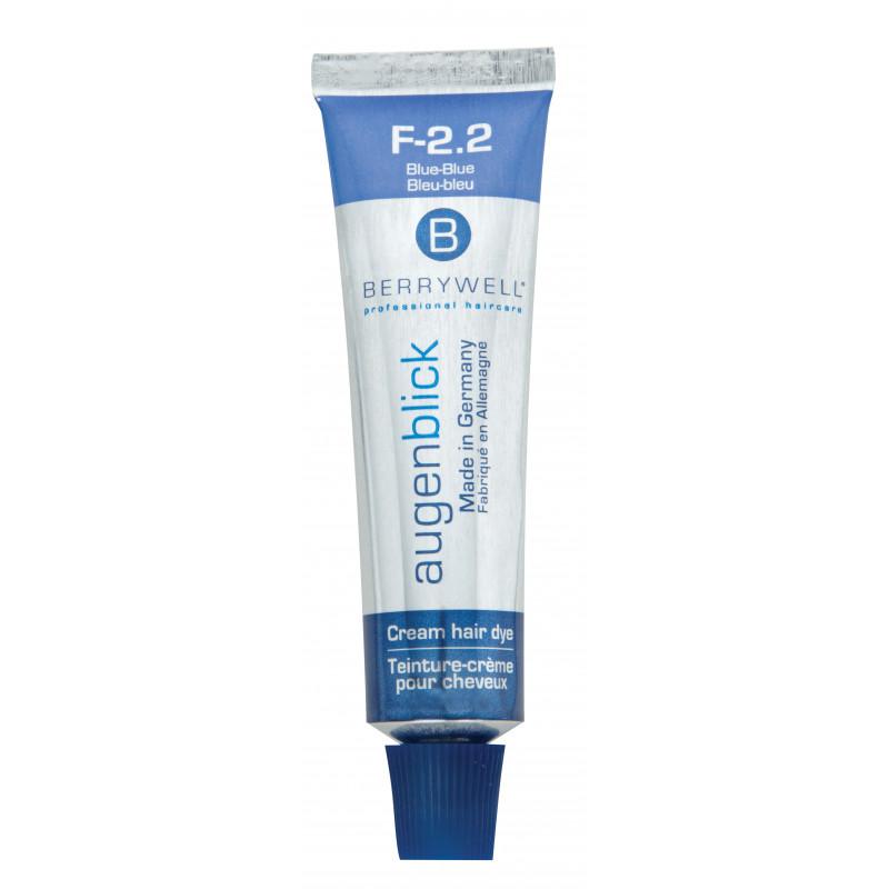 berrywell esthetic lash/brow color blue-blue (f-2.2c) 15ml