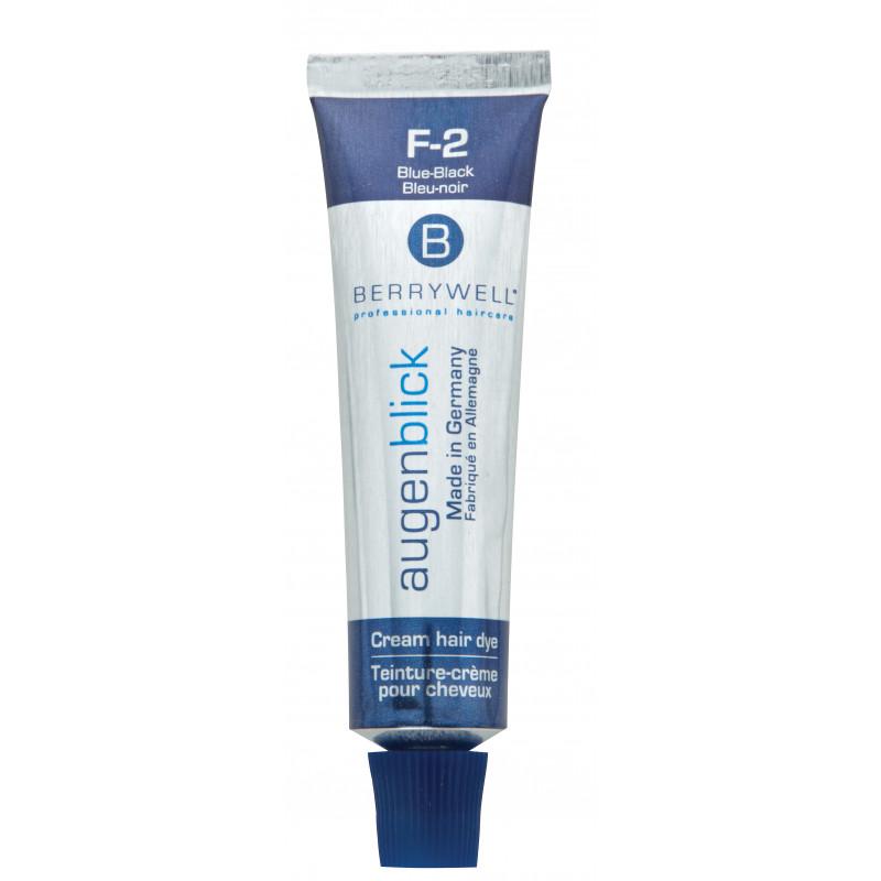 berrywell esthetic lash/brow color blue-black (f-2c) 15ml