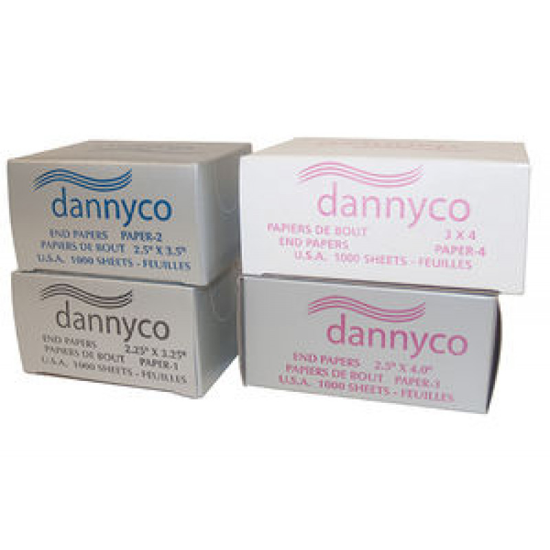 dannyco end papers dispen..