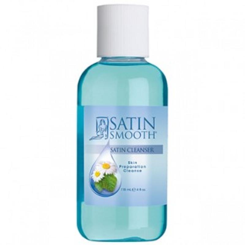 satin smooth skin preparation cleanser 4 oz # sswlc4g