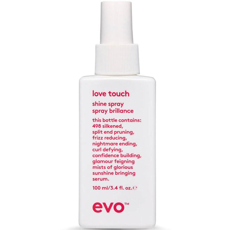 evo love touch shine spray 100ml