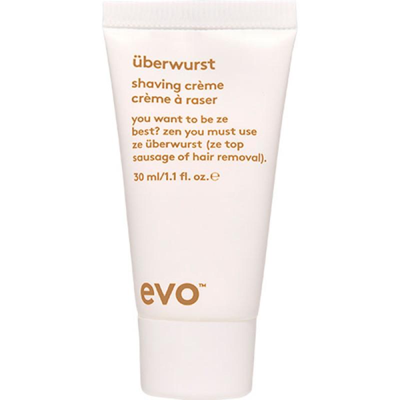 evo überwurst shave crème..