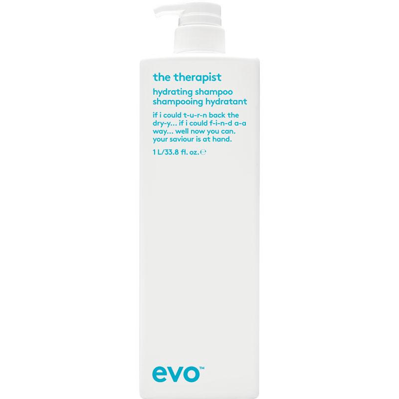 evo the therapist hydrating shampoo litre