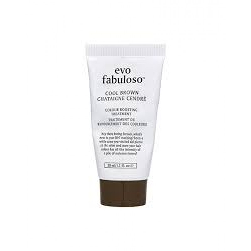 evo fabuloso cool brown color intensifying conditioner 30ml
