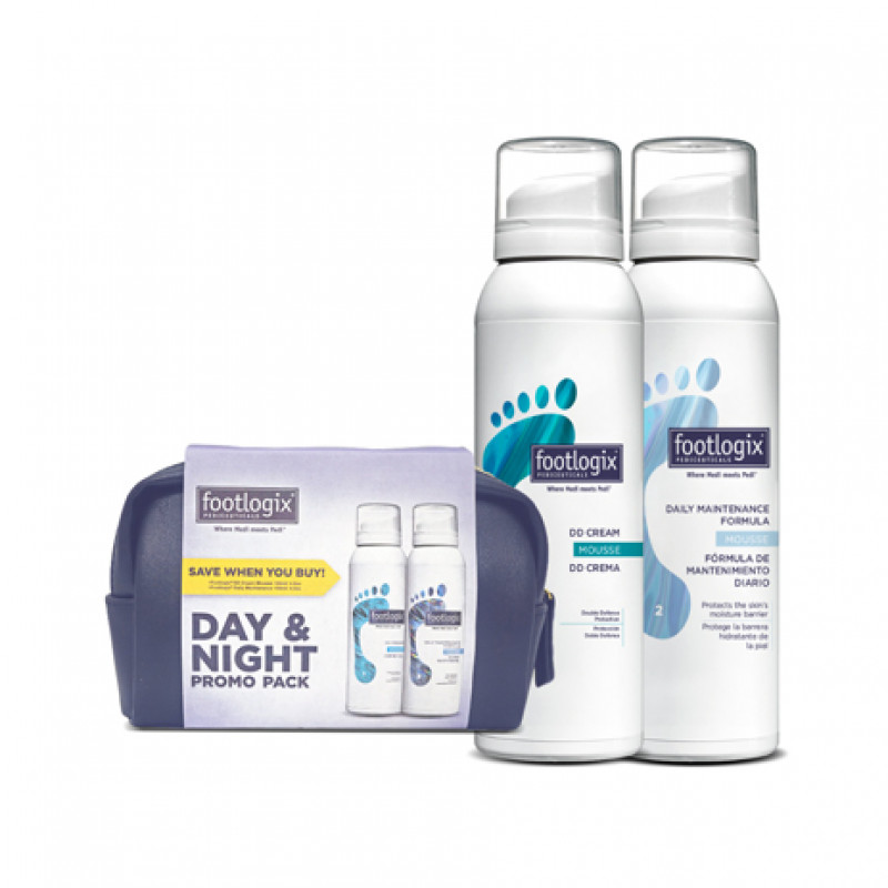 footlogix day & night promo pack