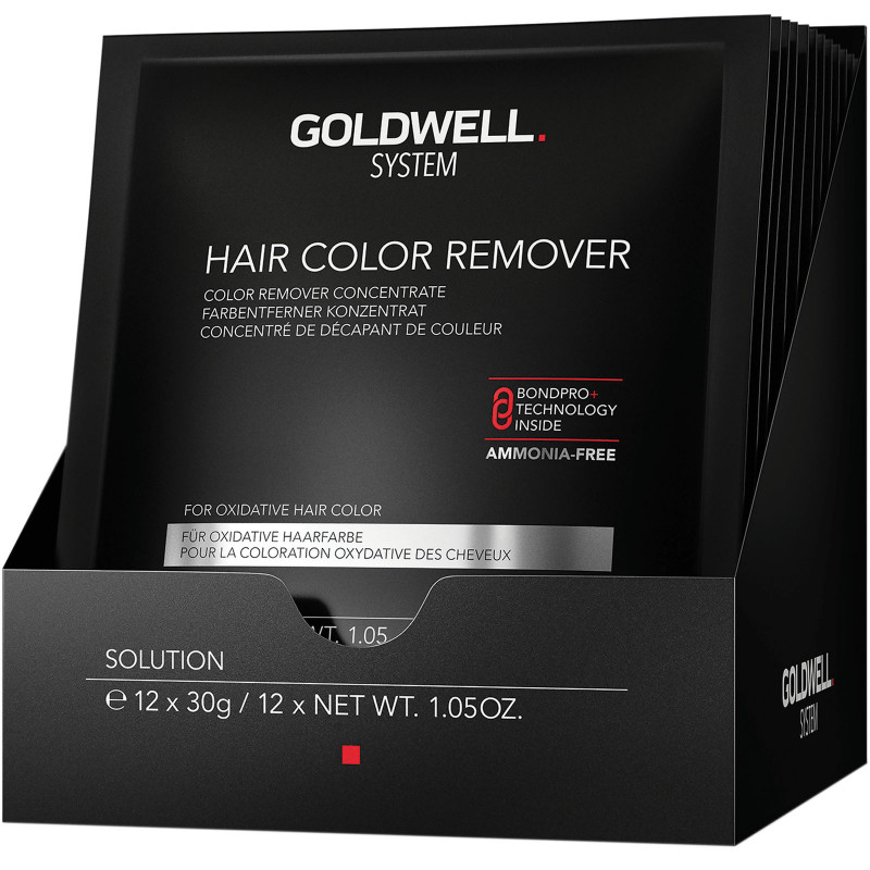 goldwell system hair colo..