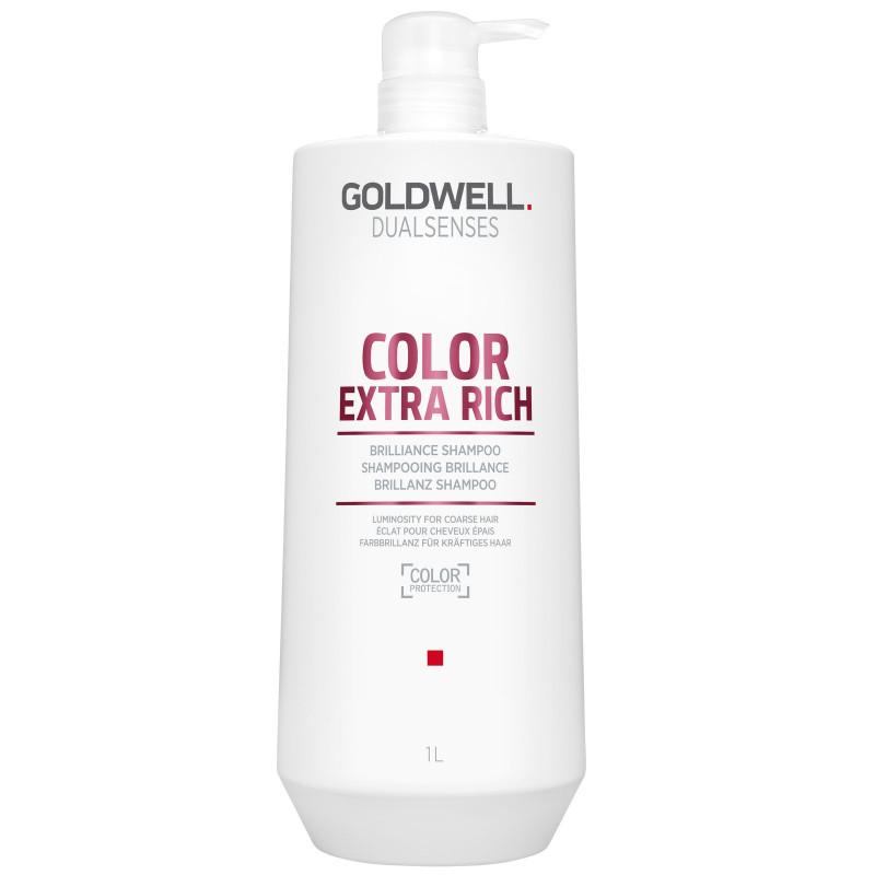 dualsenses color extra rich brilliance shampoo litre