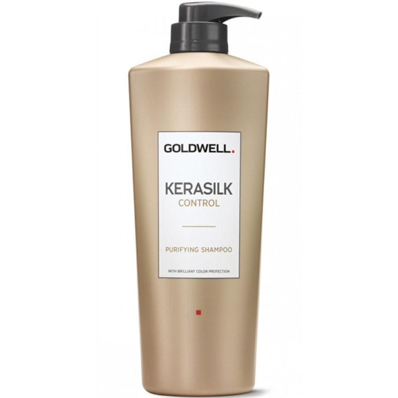 kerasilk control purifying shampoo litre