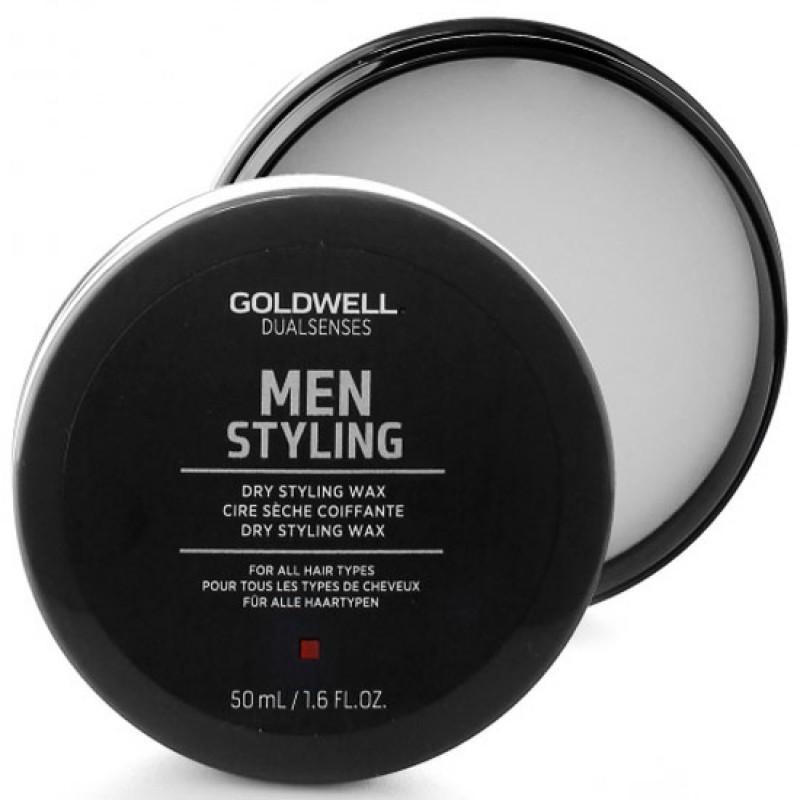 dualsenses men dry styling wax 50ml