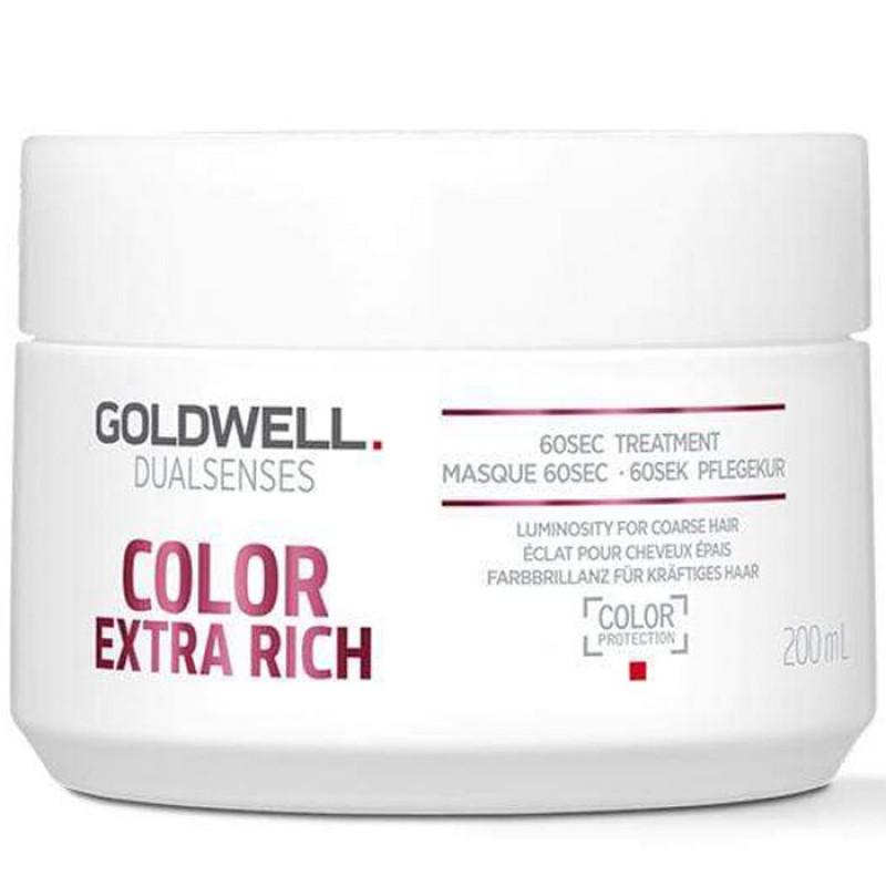 dualsenses color extra rich 60 second treatment 200ml