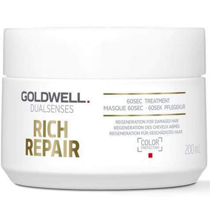 dualsenses rich repair 60 second treatment 200ml